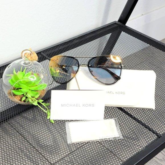 Michael Kors MK1026 La Jolla Sunglasses w/ Case